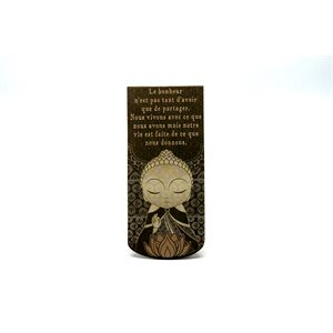 Little Buddha - Magnetic bookmark
