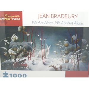 PUZ Bradbury - Alone not Alone - 1000 pcs